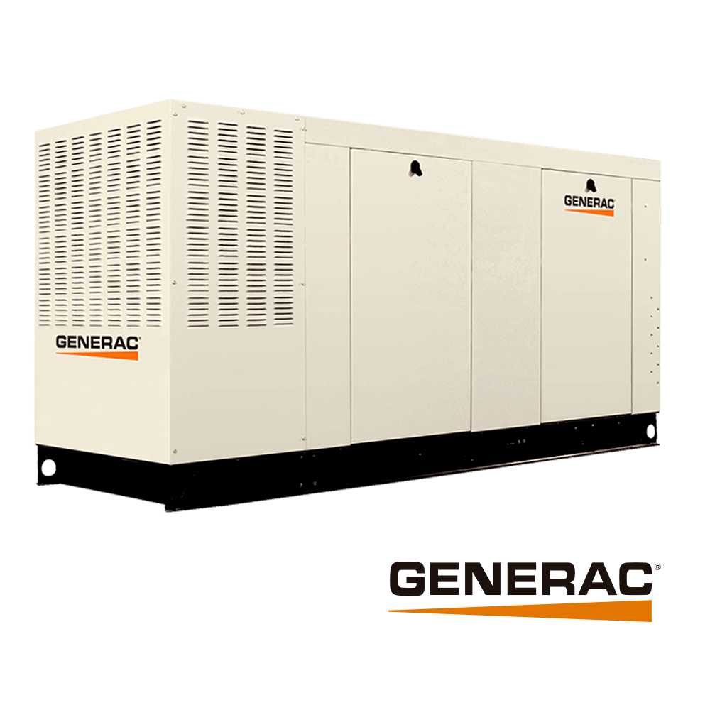 GRUPO ELECTRÓGENO GENERAC – SERIE QUIETSOURCE® ( 70 Kw - 150 Kw )