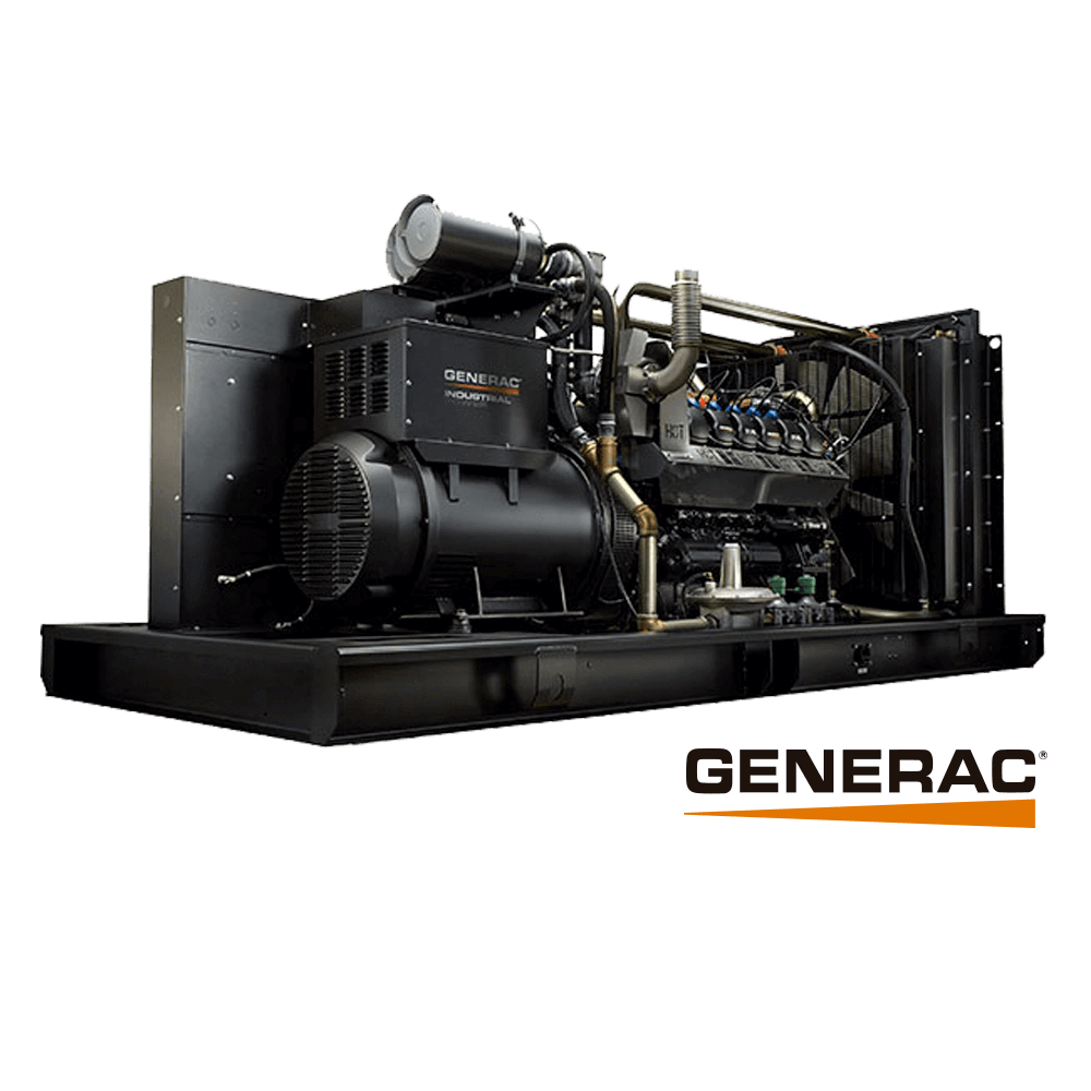 GRUPO ELECTRÓGENO GENERAC – SERIE INDUSTRIAL® – SG ( 35 Kw - 200 Kw ) STAND BY/PRIME/CONTINUO