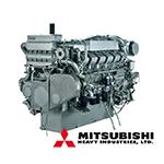 MITSUBISHI <br/> 575 hp - 3,387 hp
